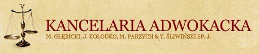Kancelaria Adwokacka  M. Głębicki, J. Kołodko, M. Parzych & T. Śliwiński Sp.j.